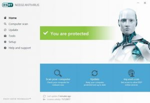 ESET Nod32 Antivirus 11 Username Password [Crack]