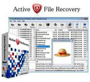Active@ File Recovery 17.0.2 Crack With Serial Key 2018