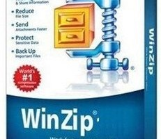 WinZip Pro 22 Crack With Registration Code Free Download