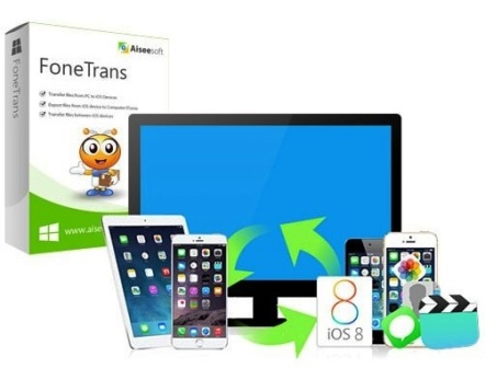 Aiseesoft FoneTrans 9.1.32 Crack with Registration Code 2020