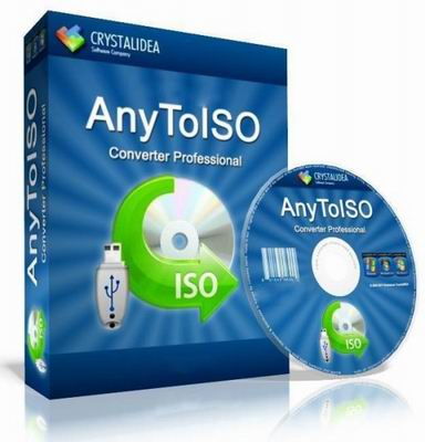 AnyToISO Professional 3.8.2 Crack With Serial Key [Latest]