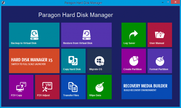 Paragon Hard Disk Manager 15 Premium Product Key [Crack]
