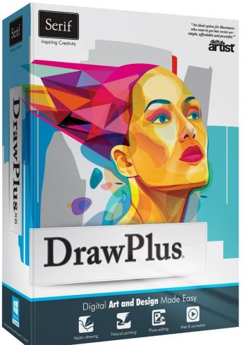 Serif DrawPlus X8 14.0 Crack + Product Key Free Download