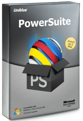 Uniblue PowerSuite 2018 Crack With Serial Key Free Download