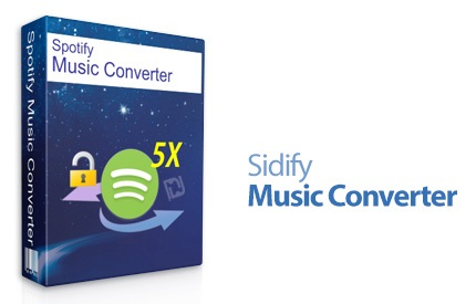 Sidify 1.2.7 Crack Music Converter Full Version