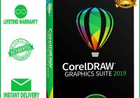 CorelDRAW Graphics Suite 2019 Crack + Keygen Full Download