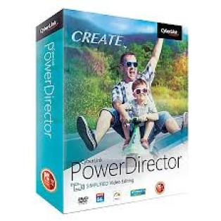 CyberLink PowerDirector Crack with License Key Free Download