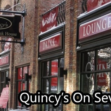 RIP Quincys Lounge On Seventh Avenue