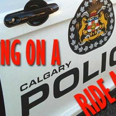 Calgary Police Ride Along: my adventure