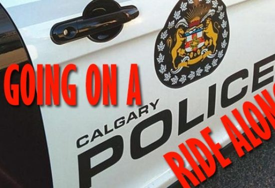 Calgary Police Ride Along: my adventure