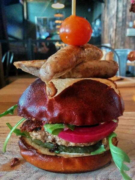 Alberta Burger Fest: Wurst