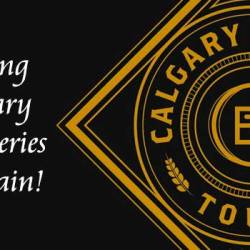 Going On Multiple Brewery Tours Around Calgary