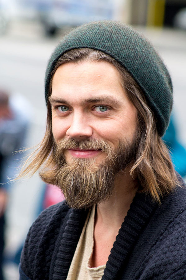 Calgary Expo 2017 Tom Payne