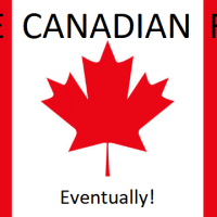 Get a free Canadian flag From Parliament!