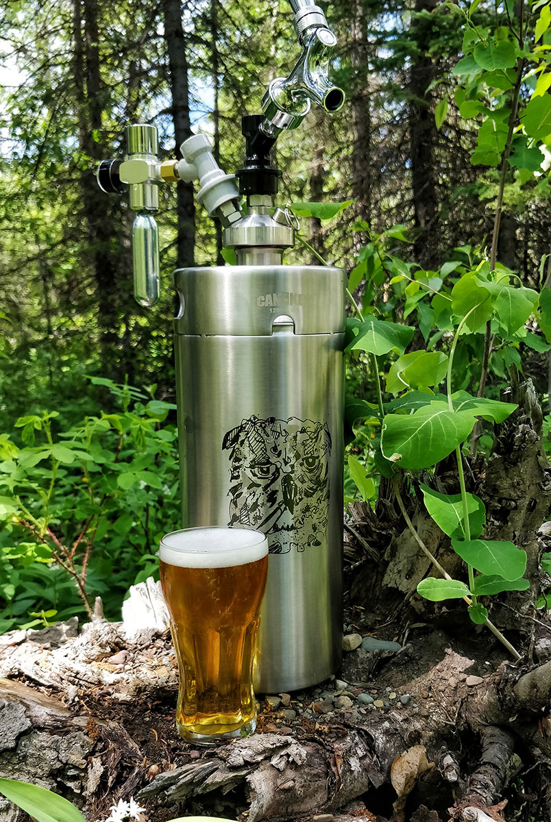 CanKeg Beer