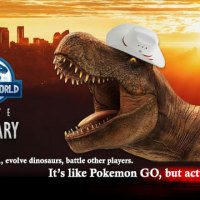 Jurassic World Alive Calgary – for Android and iOS.