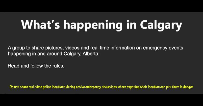 Calgary Groups What's Happening in Calgary