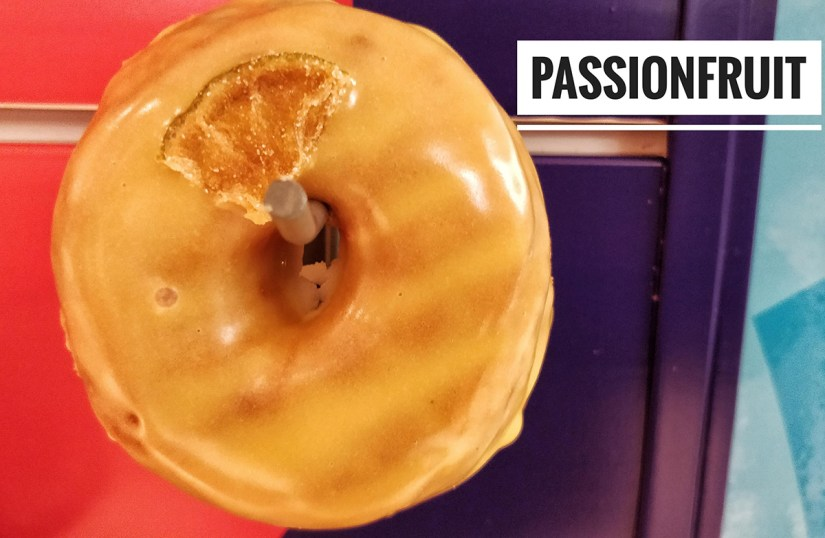 Hoopla Donuts Passionfruit