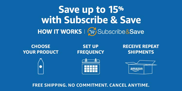 Amazon Subscribe & save