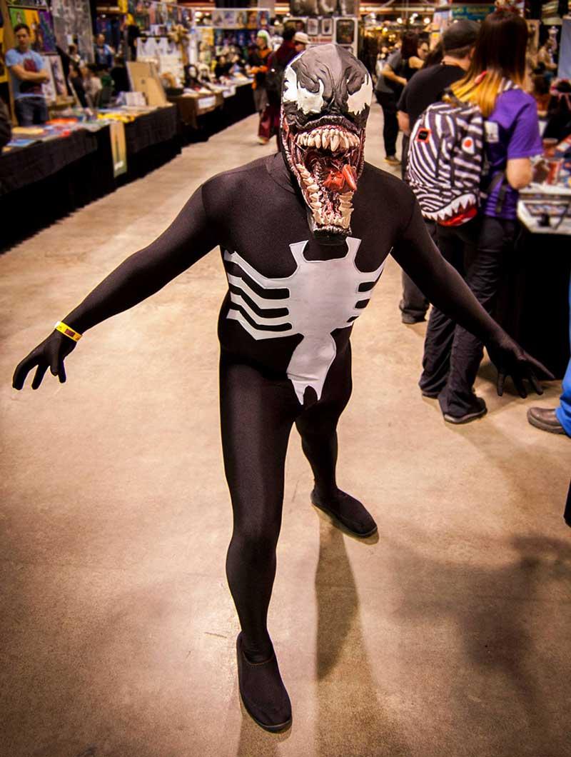 Calgary Comic Con Venom