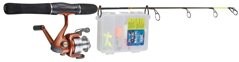 Ice Fishing rod and reel from Amazon