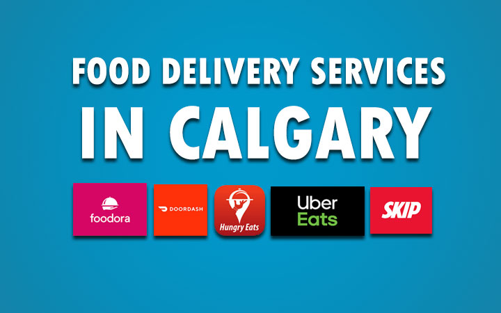 Food delivery services Calgary