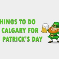 Things to do in Calgary for St. Patrick's Day