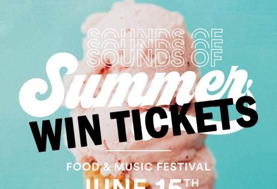 Sounds of Summer Festival. Food, beer, music (ENDED)