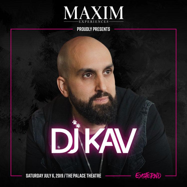 EXSTERNO DJ Kav