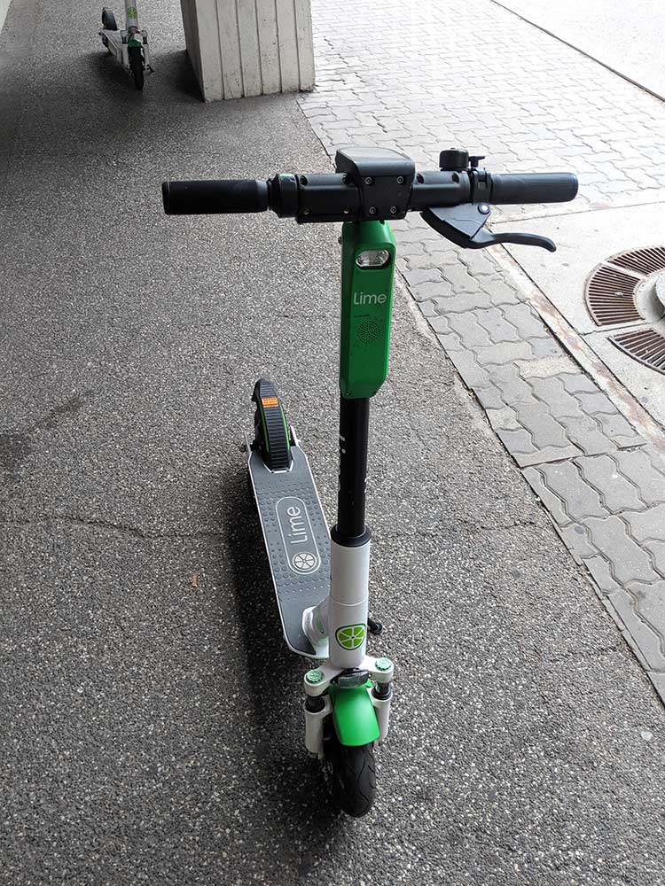 Complete Guide To Lime and Bird Electric Scooters in Calgary