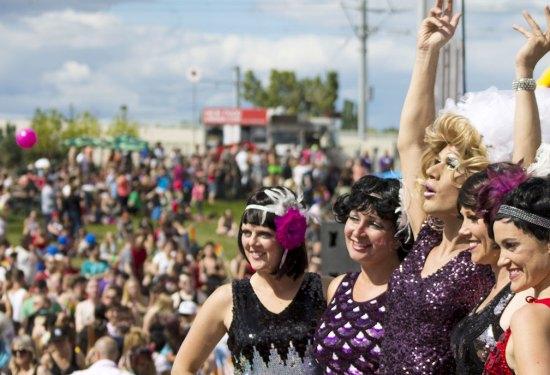 Calgary Pride Events in 2019