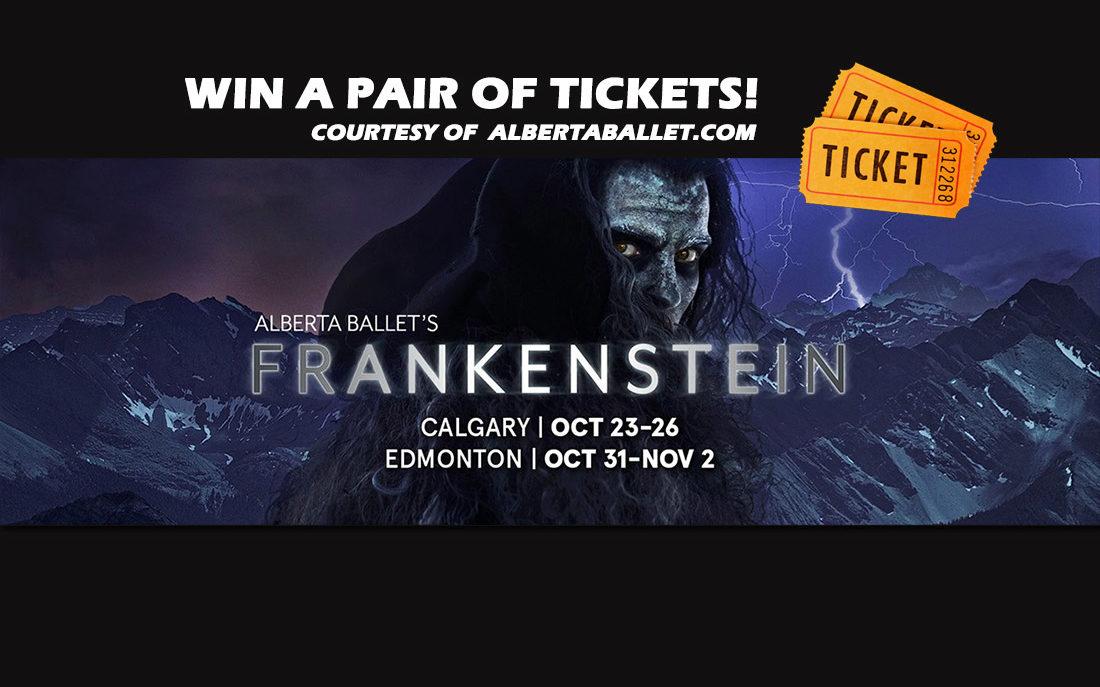 Alberta Ballet Frankenstein Contest