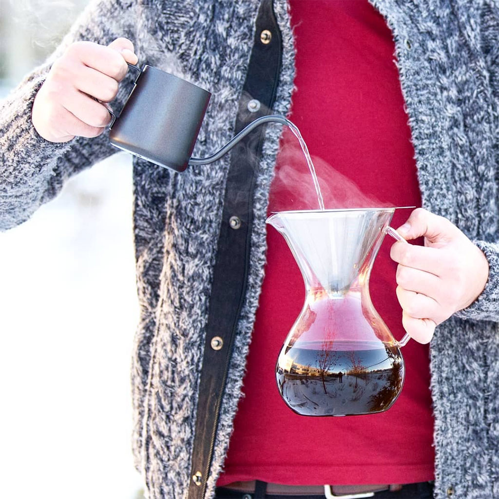 Last Minute Calgary Christmas Gift Guide 2019 Hutch Kitchen Coffee Brewer
