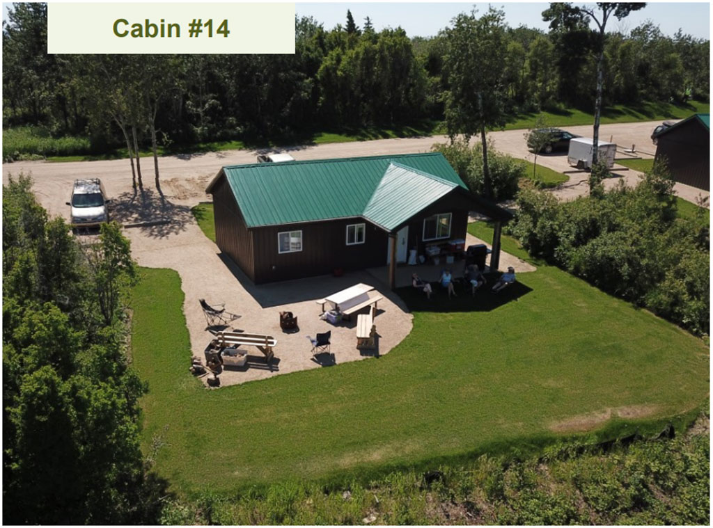 Alberta Parks Photo Contest Summer Cabin