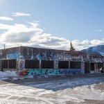 Abandoned Fort Chiniki Gas Station Near Canmore Morley Crackmacs Ca