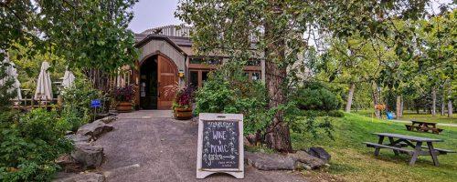 River Café At Prince's Island Park