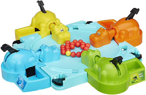 The Best Annoying Toys Hungry Hungry Hippos