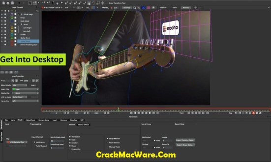 Mocha Pro 2019 Free Download