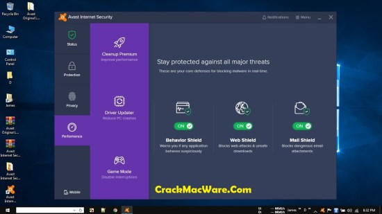 Avast Internet Security 2019 License Key [Till 2050]
