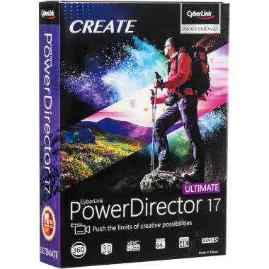 CyberLink PowerDirector Ultimate 17