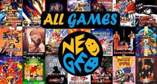 Trọn bộ NeoGeo 181 Rom games | NeoRageX 5.2a mới nhất