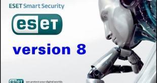 ESET Smart Security version 8 | Bảo vệ máy tính thông minh