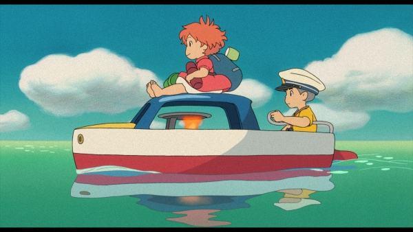Ponyo - Cô bé người cá Ponyo (2008) bản đẹp 720p engsub + vietsub