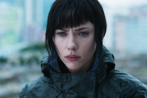 Ghost in the shell live action - Vỏ bọc ma (2017)