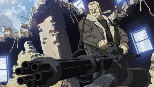 Ghost in the shell - Vỏ bọc ma (1995) bản đẹp 720p (Anime)