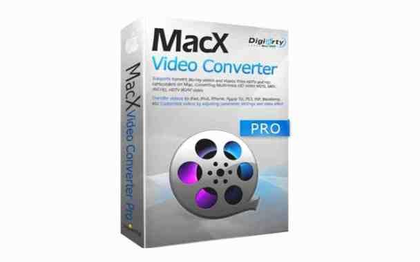 MacX Video Converter Pro 6.5.5 Crack With Registration Code 2021
