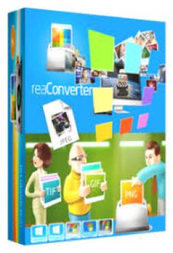 ReaConverter Pro 7.668 Crack With Serial Key 2021 [Latest Version]