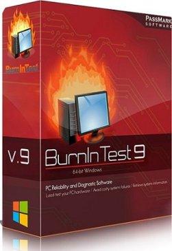 PassMark BurnInTest 9.2 Build 1007 Crack + License Code 2021[32 & 64]