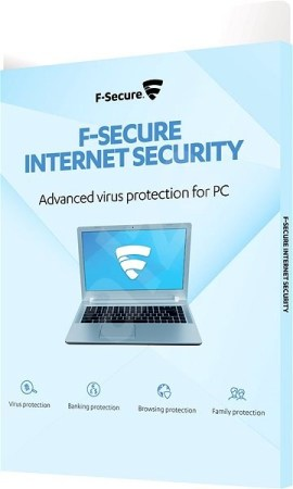 F-Secure Internet Security 18.0 Crack With License Code 2021 Download