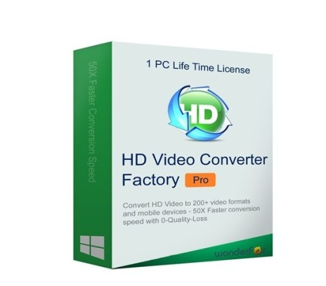 HD Video Converter Factory Pro 23.0 Crack With Registration Code 2021
